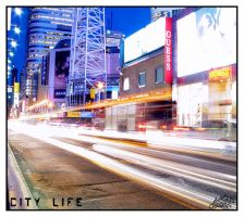 City Life by ASIAN-CHICKEN