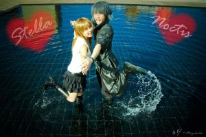 FFvXIII - Love Story by AmenoKitarou