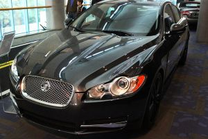 Jaguar XFR by FatalSedative
