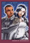 PSC - Jacob and Miranda by aimo