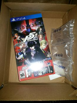 Update - Persona 5 took my Heart and Money (Again) by chazzpineda