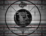 Wolf Pack TV Test Pattern w/ Warning by FearOfTheBlackWolf