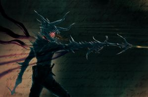 The Stinger of Souls by heliconius