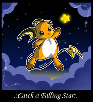 Raichu and the Star by Jiayi
