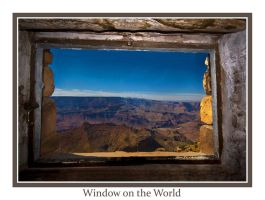 Window on the World by SnapperRod