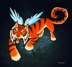 Tiger Lilly for Bex by Panimated
