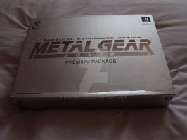 METAL GEAR SOLID COLLECTION VOL.3 by BUMCHEEKS2
