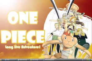 ONE PIECE - Adventures by FallenAngelGM