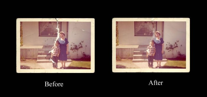 Photo Restoration by DigitalDisciple