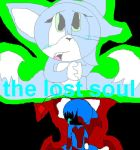 the lost soul of ariana the fox by Ask-Sly-Cooper