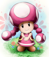 Toadette by NeoZ7