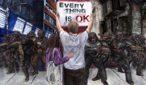 Everything is (NOT) OK by ultra-seven
