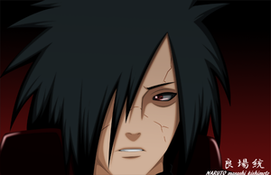 uchiha madara by DartRoberth