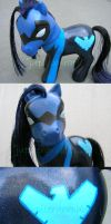 Nightwing by customlpvalley