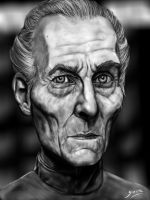 Grand Moff Tarkin by Giova94