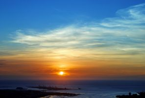 Sunset 2010-09-22. by NorthBlue