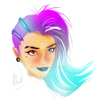 Sombra by Chatiger