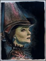 The Wicked Witch by SallyGipsyPunk