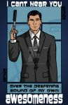 Archer Awesomeness by 666HUGHES