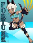 Ms.Fortune by Wolf-DavidLoveII