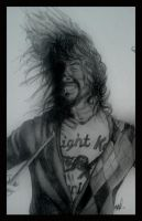 FOO FIGHTERS DAVE GROHL by BUMCHEEKS2