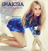 Regrese-Shakira by stefi-one