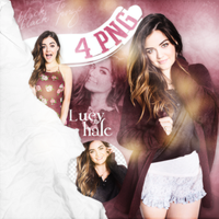 PNG Pack(344) Lucy Hale by BeautyForeverr