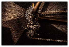 Bike Gear HDR by Dr-Koesters