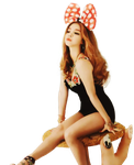 Ailee render PNG by poubery
