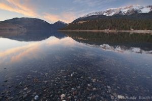 Wallowa Lake Sunrise by austinboothphoto