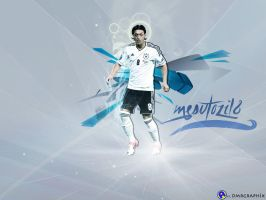 Mesut Ozil Wallpaper by napolion06