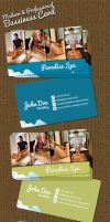 Beauty Spa Bussiness Card by samsulsekawan