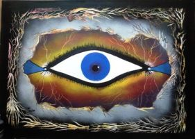 THE EYE by manarnadine