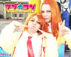 Lovely Complex cosplay 2 by Paoru