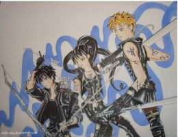 CAZADORES DE SOMBRAS Hermanos Lightwood by Zuly-Ang