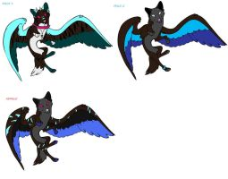 Wolf Pups for 1Fenrir1 by BlackWolf1112-ADOPTS