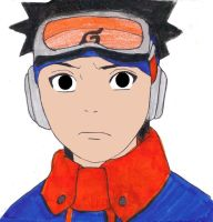 Obito Uchiha by fifthknown