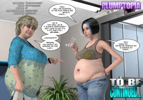 SSBBW meets BBW belly and boobs by plumptopia