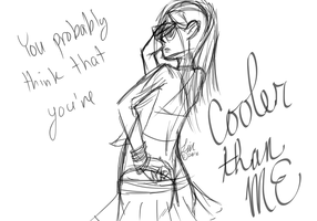 SS: Cooler Than Me by Lintastic