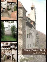 Bran Castle Pack by ALP-Stock