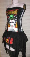 marilyn manson dress by smarmy-clothes