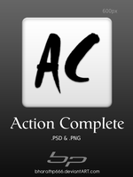 Android: Action Complete by bharathp666