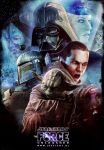 Star Wars The Force Unleashed by jdesigns79