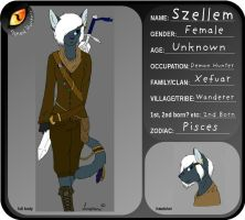 .:The Demon Hunters - Szellem:. by lonepaws