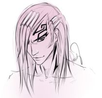 Renji in pink by Questofdreams
