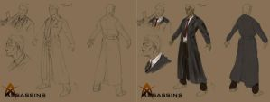 Assassins chara concept 01 by Ingmar-Nopens