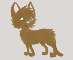 Kitty Doodle by LeveButt