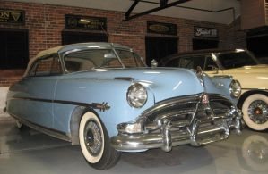 Bali Blue Hudson Hornet by SwiftysGarage