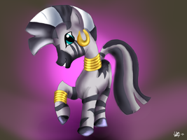 Zecora by BlueSketcher