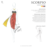 Scorpio - 12 Horoscopes C. by rednotion